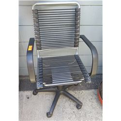 Rolling Bungie Office Arm Chair
