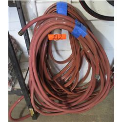 Misc Red Air Hose & Fittings