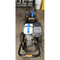 Qty 2 Pressure Washers (broken & being sold as parts/repair items)