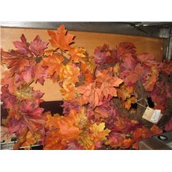 SET OF 3 MABLE LEAF WREATH