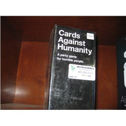 NEW CARDS AGAINST HUMANITY DECK