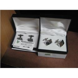 SET OF 2 CUFFLINKS