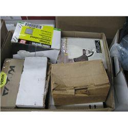 BOX OF HARDWARE