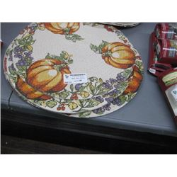 STACK OF THANKSGIVING PLACEMATS