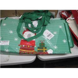 ASSORTED REUSABLE WINTER BAG