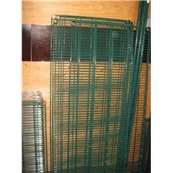 24 X 60 INCH WIRE RACK