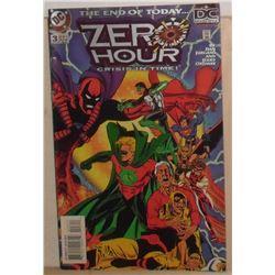 DC Comics Zero Hour #3 September 1994 - bande dessinée