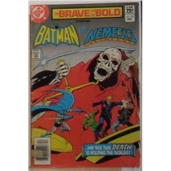 DC Comics Batman and Nemesis Vol 28 #193 1982 - bande dessinée