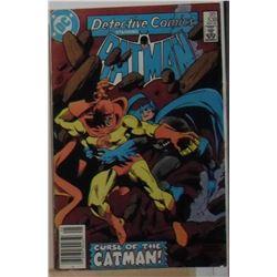 DC Comics Batman #538 May 1984 - bande dessinée