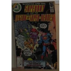 Whitman Comics Superboy & Legion of Super-Heroes 1979 - bande dessinée