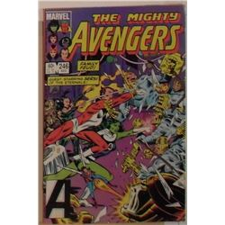 MINT condition or near Marvel Mighty Avengers Volume 1 #246 August 1984 - bande dessinée