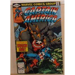 Marvel Captain America Volume 1 #248 August 1980 - bande dessinée