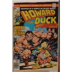 Marvel Comics Howard the Duck Volume 1 #5 September 1976 - bande dessinée