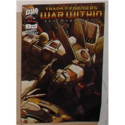 Transformers War Within Issue Volume 2 October 2002 DW Comics - bande dessinée