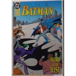 DC Comics Batman #668 November 1993 - bande dessinée