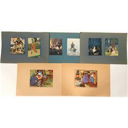 Children's Print Art (7)  (100030)