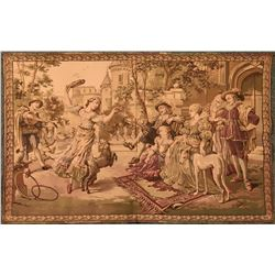 French Tapestry, The Entertainers  (121256)
