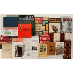 Art History Books-Russia, Germany, Yugoslovia  (100075)