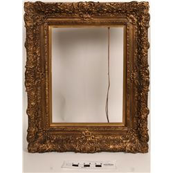 Victorian Style Gilt Frame  (121582)