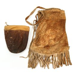 Native American Purses / 2 Items.  (109614)