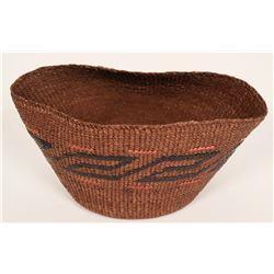 Antique Tlinkit Basket  (120973)