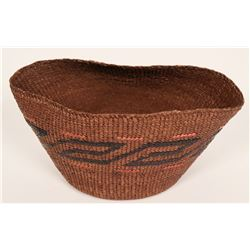 Antique Tlinkit Basket  (120973)