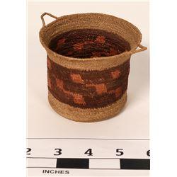 Vintage Tlingit Basket  (121244)