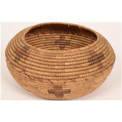 Navajo School Basket  (120839)