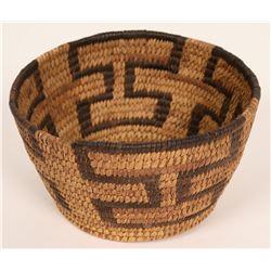 Vintage Tohono O'dham Basket  (120975)