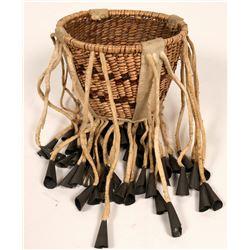 Western Apache Burden Basket  (120976)