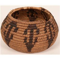 Mono Lake Paiute Basket  (121022)
