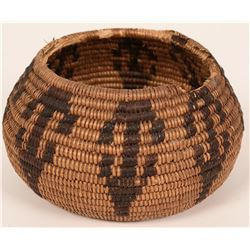 Mono Lake Paiute Basket  (121022)