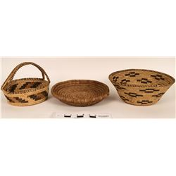 Baskets - Lot of 3  (122266)
