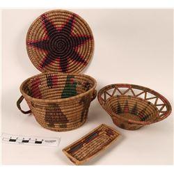 Large Nested Basket Group  (121688)