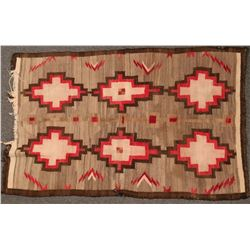 Early Klagetoh Rug  (121248)
