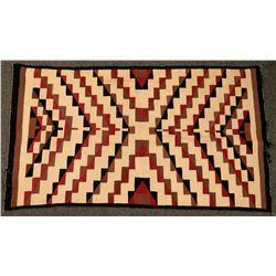 Modern Navajo Rug  (121263)