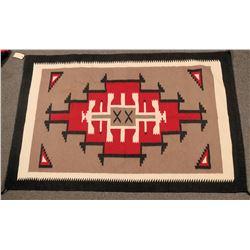 Vintage Navajo Ganado Rug  (122246)