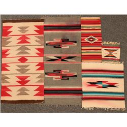 Four Various Weavings  (121483)