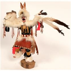 Eagle Dancer Kachina  (120831)