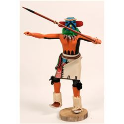 Hawk Dancer Kachina  (120969)