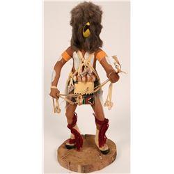 Owl Man Kachina  (120827)