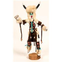 White Buffalo Dancer  (120972)