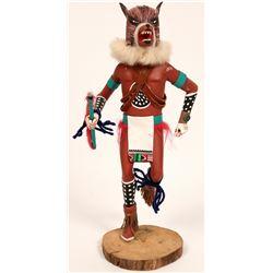 Wolf Kachina  (120828)