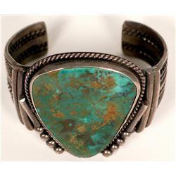 Vintage Navajo Royston Turquoise Bracelet  (120986)
