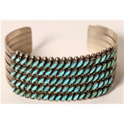 Vintage Zuni PetitPoint Bracelet  (121092)