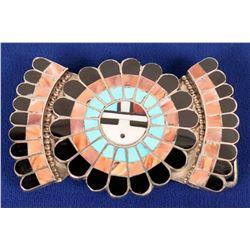 J. D. Masskie Belt Buckle, Vintage  (121997)