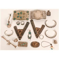 Misc. Native American Items  (121204)