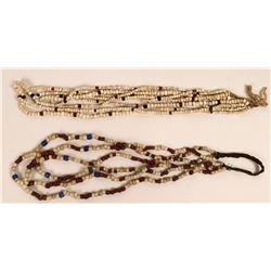 Trade Bead Necklaces  (121103)