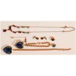 Antique Style Jewelry Sets (2)  (121207)