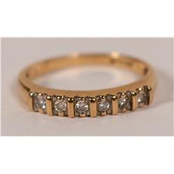 Diamond Anniversary Ring  (110870)